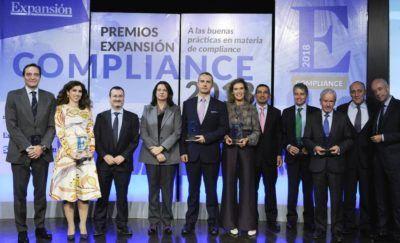 Solunion Recibe El Premio Expansión Compliance 2018 En La Categoría Iniciativa Ética